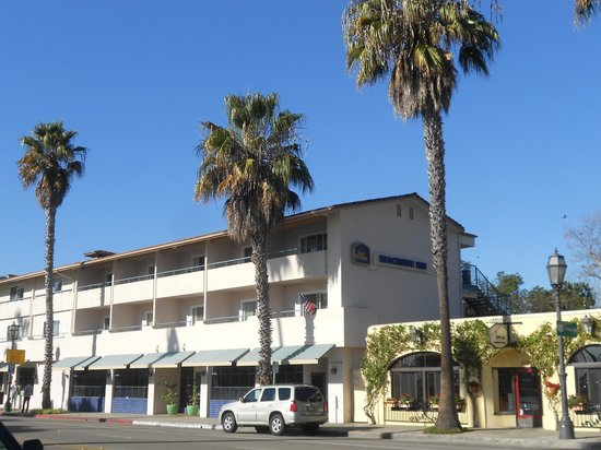 BEST WESTERN Beachside Inn : Very well-located Beachside Inn