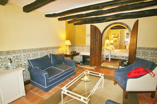 Pousada do Castelo de Obidos: Suite