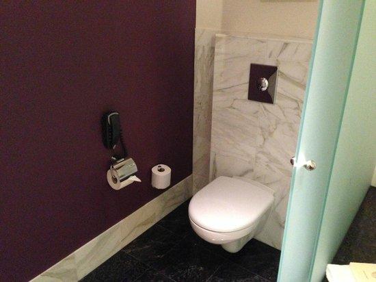 Park Hyatt Zürich: Toilet
