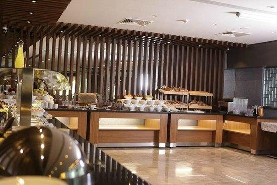 Sirin Park Hotel: Kahvaltı Salonu