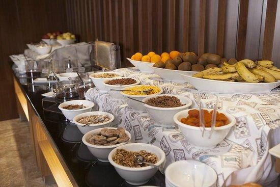Sirin Park Hotel: Kahvaltı