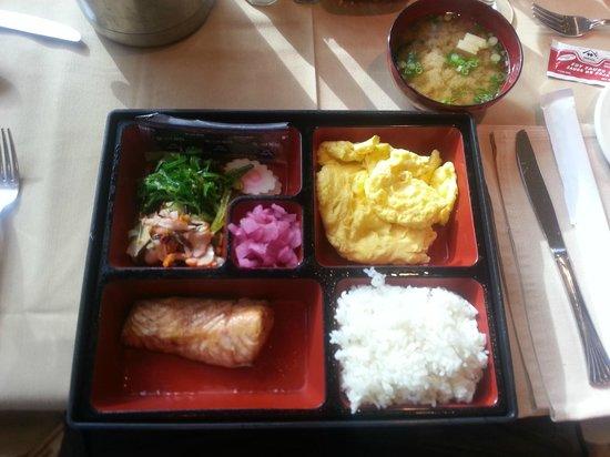 Holiday Inn Torrance: Japanese Breakfast