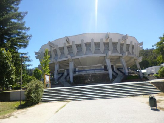 Universidad de Concepcion: salas