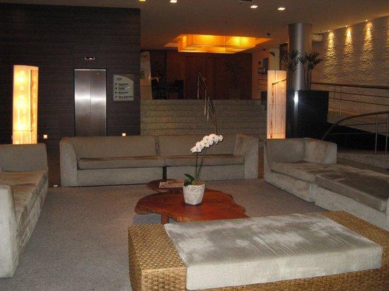 Best Western Premier Maceio: Hall do hotel