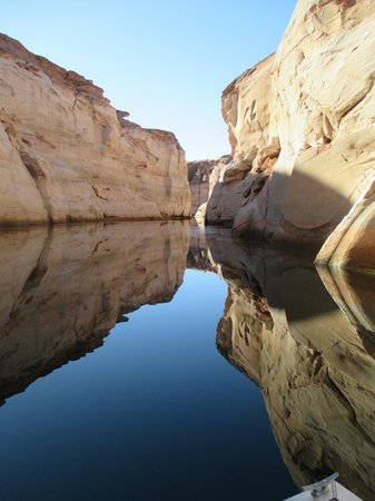 Antelope Point Marina Village : Antelope Canyon - untouched picture