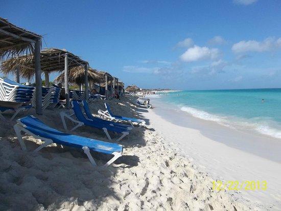 pool area picture of melia las dunas cayo santa maria. Black Bedroom Furniture Sets. Home Design Ideas