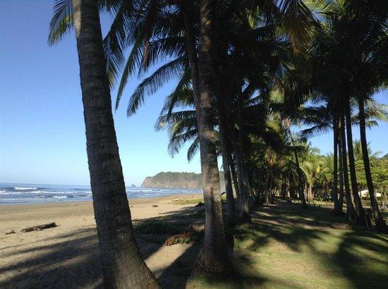 Hotel Laguna Mar: Playa San Miguel