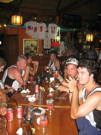 TJ's Mexican Bar & Restaurant: Dinner!