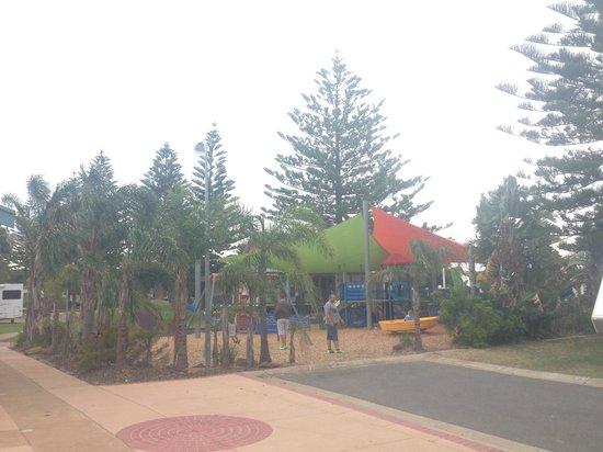 Adelaide Shores Caravan Park: Play Ground