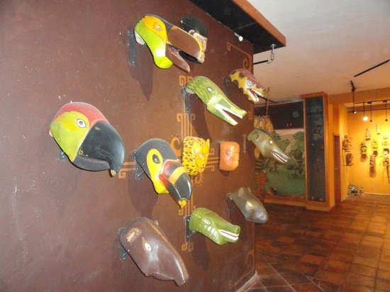 Museo Etnohistorico de Artesanias del Ecuador Mindalae