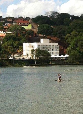 Hotel Beira Rio : Fachada do hotel!