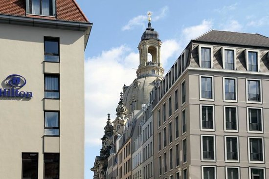 Hilton Hotel Dresden: Hilton Dresden
