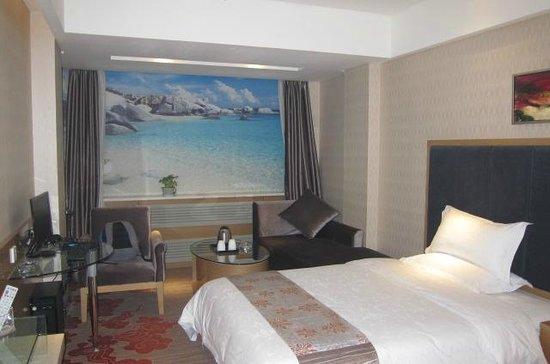 Oujiexi Holiday Hotel Xi'an Zhonglou: False window