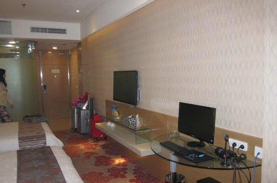 Oujiexi Holiday Hotel Xi'an Zhonglou: TV & PC