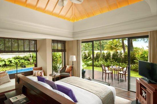 Anantara Layan PhuketResort : Beachfront Layan Pool VIlla - Bedroom