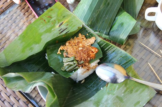 POP! Hotel Kuta Beach: Our breakfast everyday
