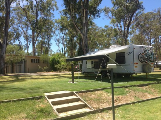 Apex RiverBeach Holiday Park