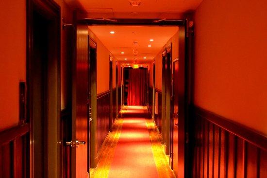 Mystic Hotel: 8th Floor Corridor