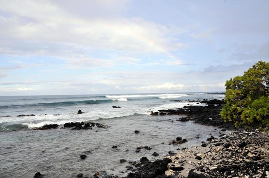 Anaehoomalu: Walking North From A-Bay