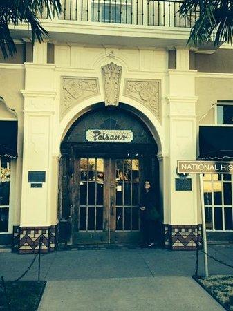 The Hotel Paisano : Hotel Paisano
