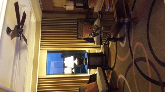 Holiday Inn Club Vacations At Orange Lake Resort: Living Area