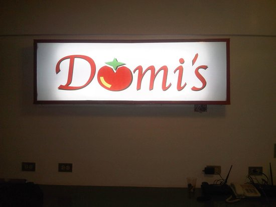 Domis Pizza : domis