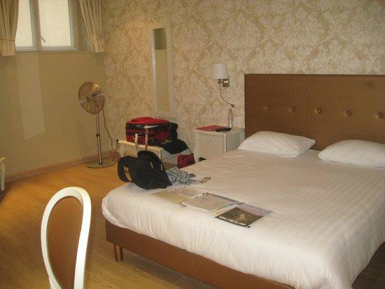 Hôtel de Guise : bedroom