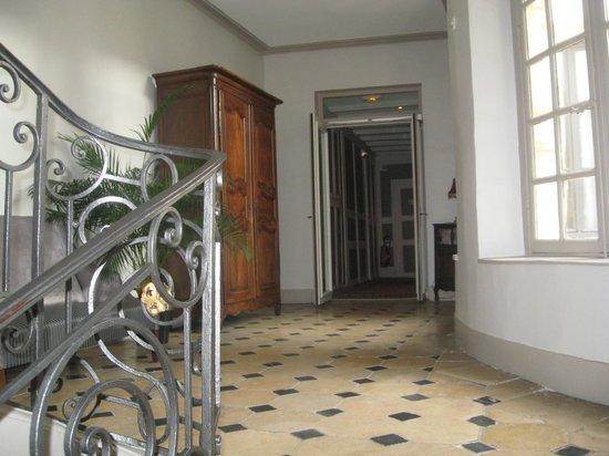 Hôtel de Guise : hallway
