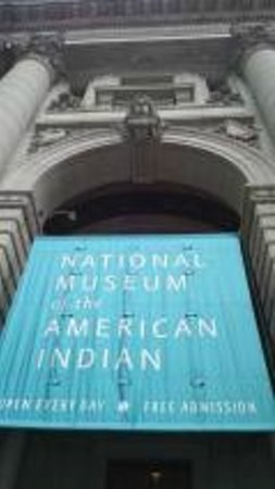 National Museum of the American Indian : museum