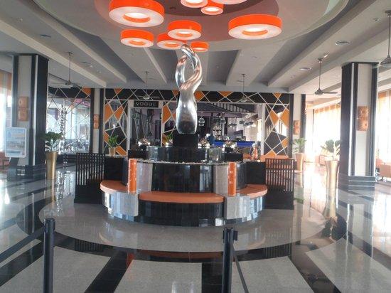Hotel Riu Palace Jamaica: Lobby