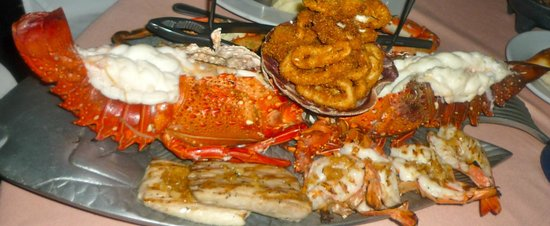 La Golondrina Restaurant : Like Seafood?