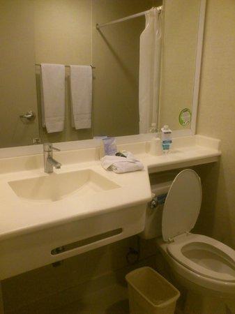 City Express Plus Reforma El Angel: Bathroom