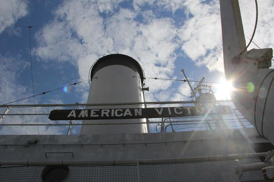 SS American Victory Mariners' Memorial and Museum Ship : 2