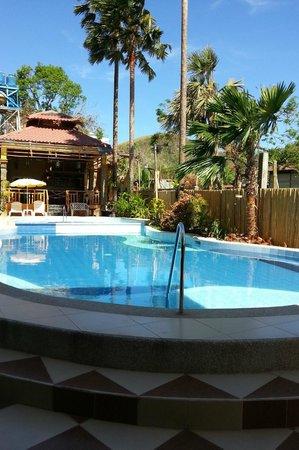 Darayonan Lodge : pool