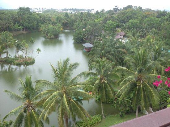 Maritime Park & Spa Resort: Вид из номера