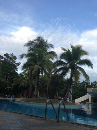 Maritime Park & Spa Resort: Территория