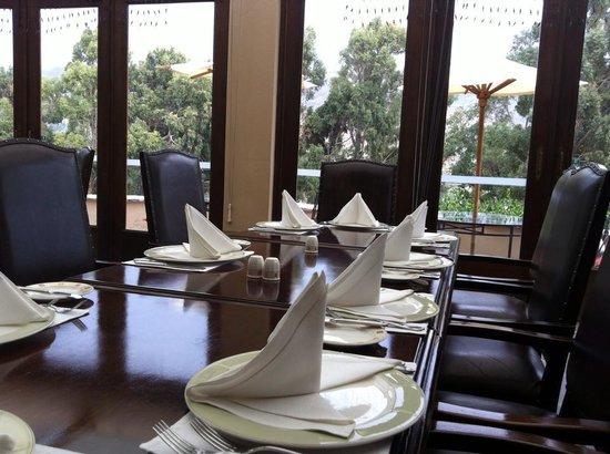 Las Casitas del Colca: Restaurante