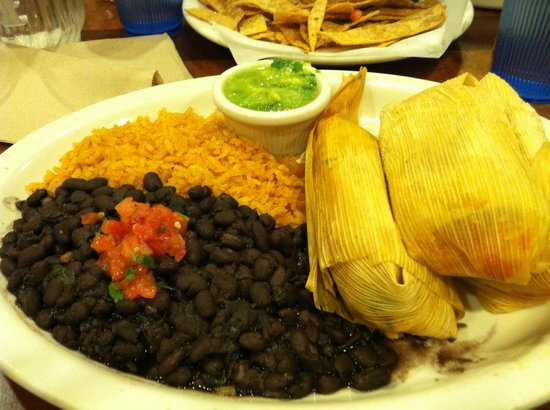 Picante: Vegetable Tamales