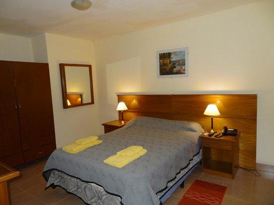 Bosetti Apart Hotel: chambre à coucher