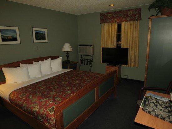 Old Town Inn : Room