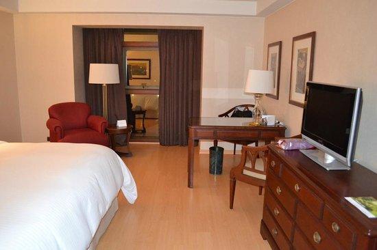 Swissotel Lima: Nice, clean room