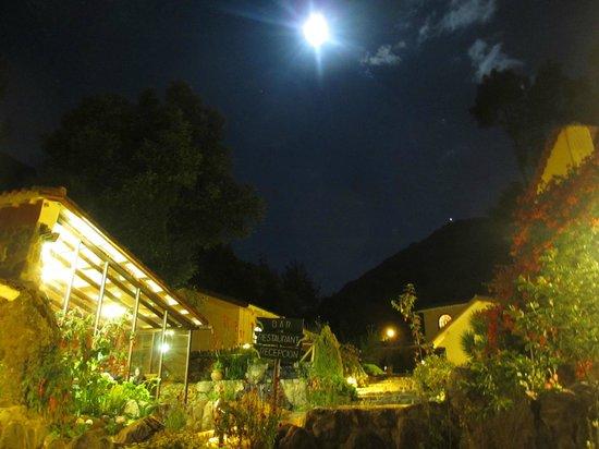 Hotel Hacienda del Valle: linda noche