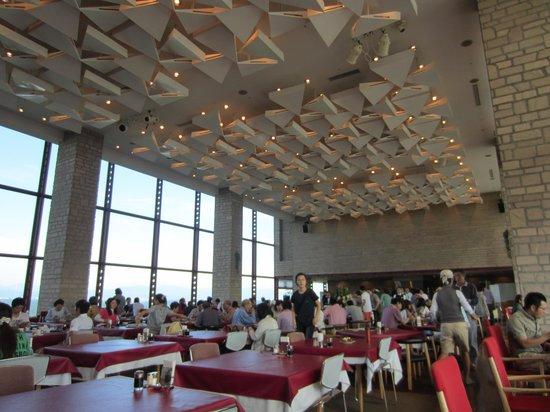 Kitahiroshima Classe Hotel: Breakfast hall