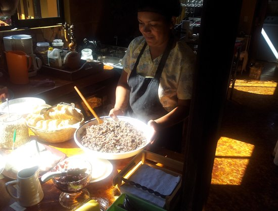 Living Forest: Our Chef