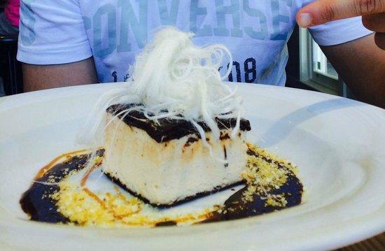 The Salopian Inn: Best dessert ever!
