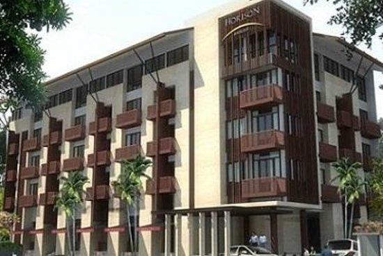D'Anaya Hotel Bogor : the building
