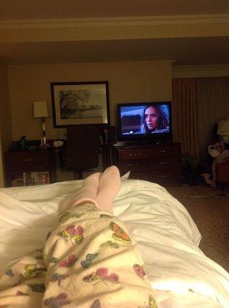 JW Marriott Washington, DC: descansando