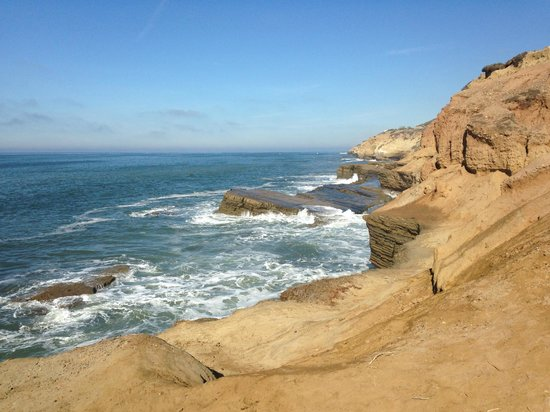 Cabrillo National Monument : The amazing view