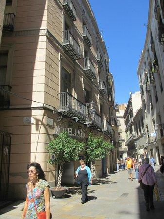 H10 Raco Del Pi: Exterior of Hotel