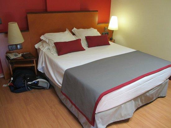 H10 Raco Del Pi: Bed